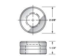 Hill Acme Tooling Die 319